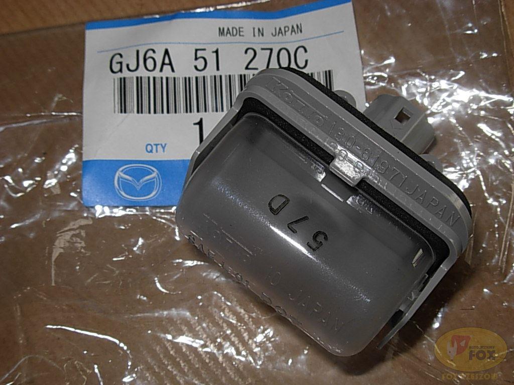 Lampka Oświetlenia Tablicy Rejestracyjnej Mazda 6 Gg Gy Gh